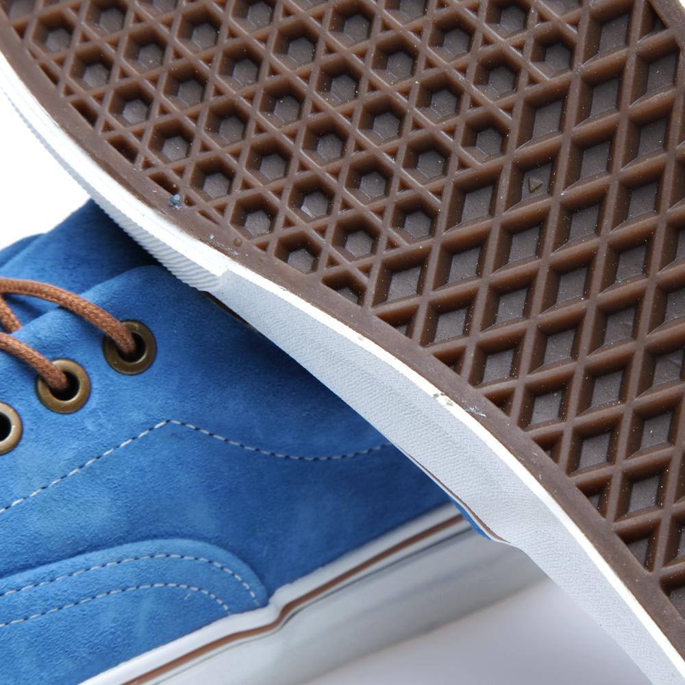 23668c8594 Vans California Era 59 CA Pig Suede Cendre Blue
