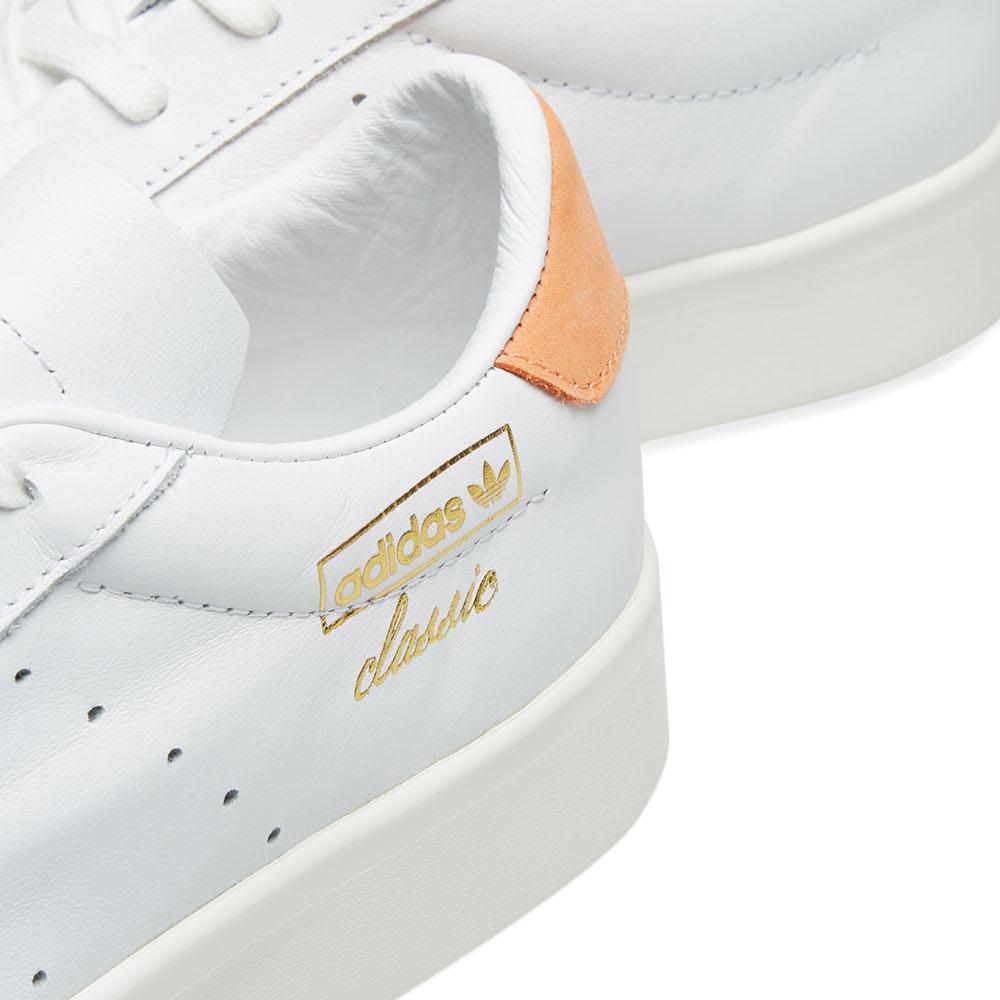 Adidas Everyn W White \u0026 Easy Orange | END.