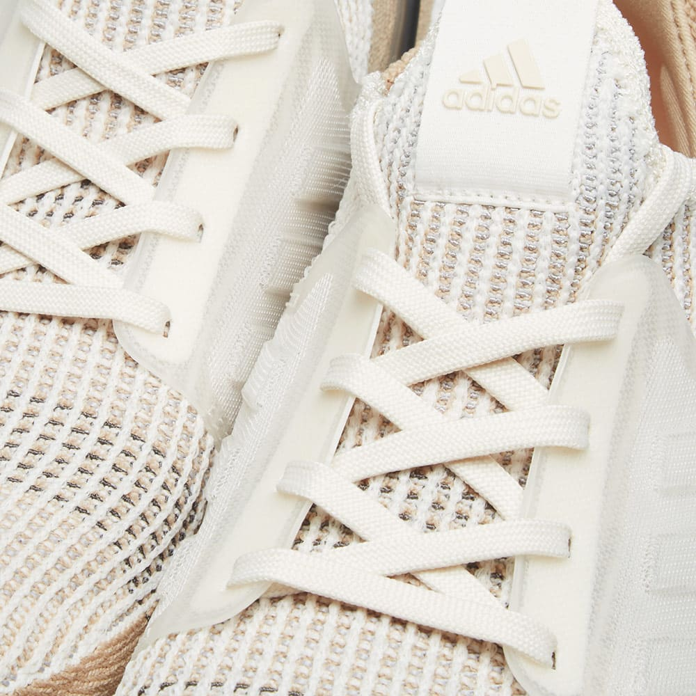 sale retailer a1f99 fbb5f Adidas Ultra Boost 19 W Chalk White, Pale Nude   Black   END.