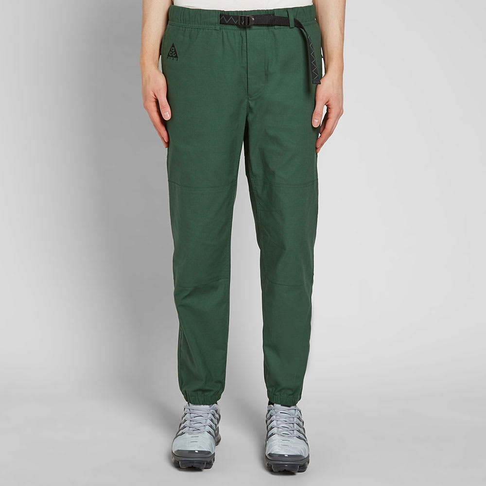 d8ffd5fcb9da1 Nike ACG Trail Pant Fir & Black | END.