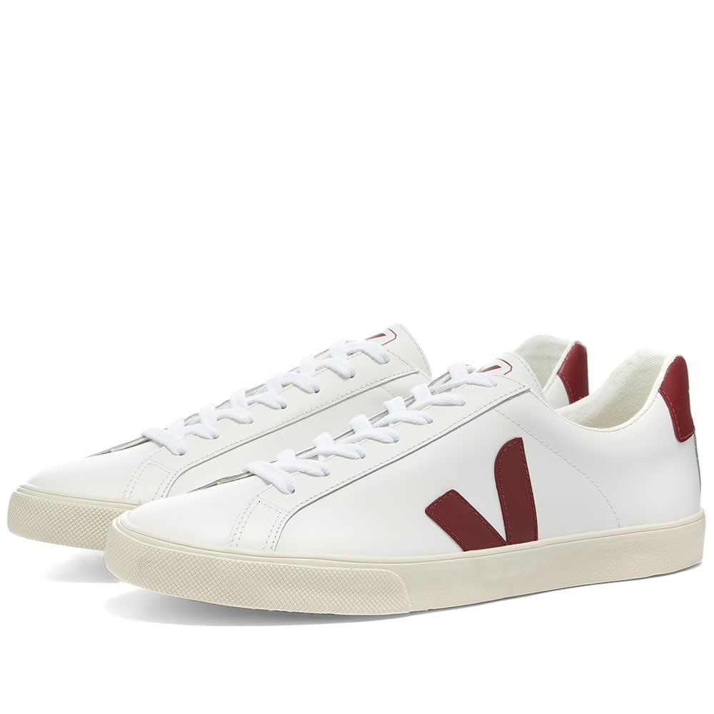 Veja Esplar Clean Leather Sneaker White