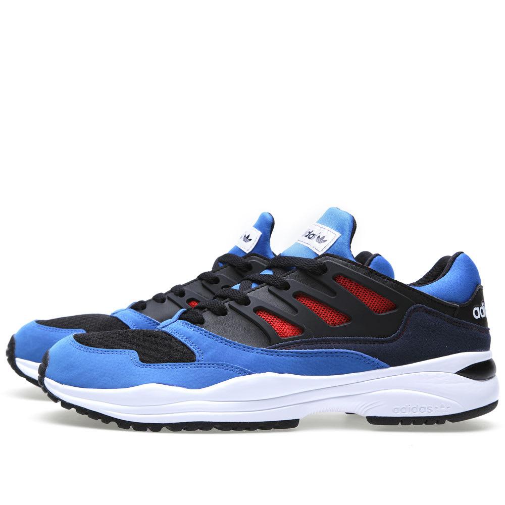 393d44a4bf737 Adidas Torsion Allegra Black   Running White