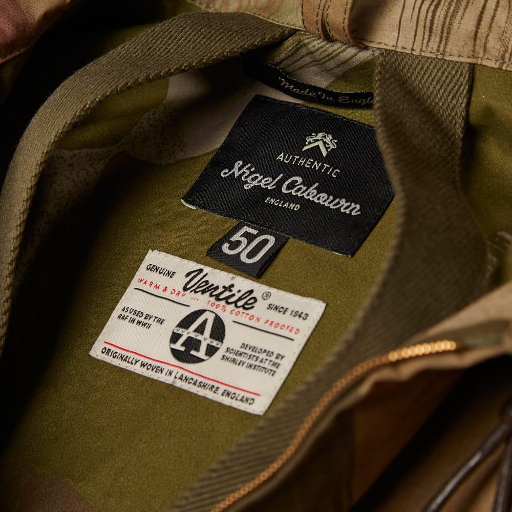 f9f43fcb0fb6e Nigel Cabourn Mountain Jacket Light Camo | END.
