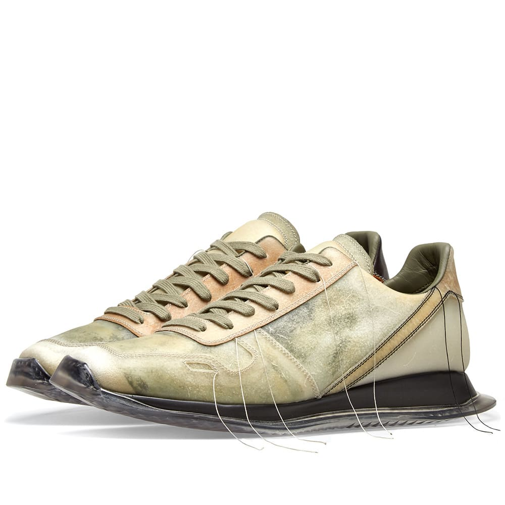 Rick Owens Transparent Runner by Rick Owens