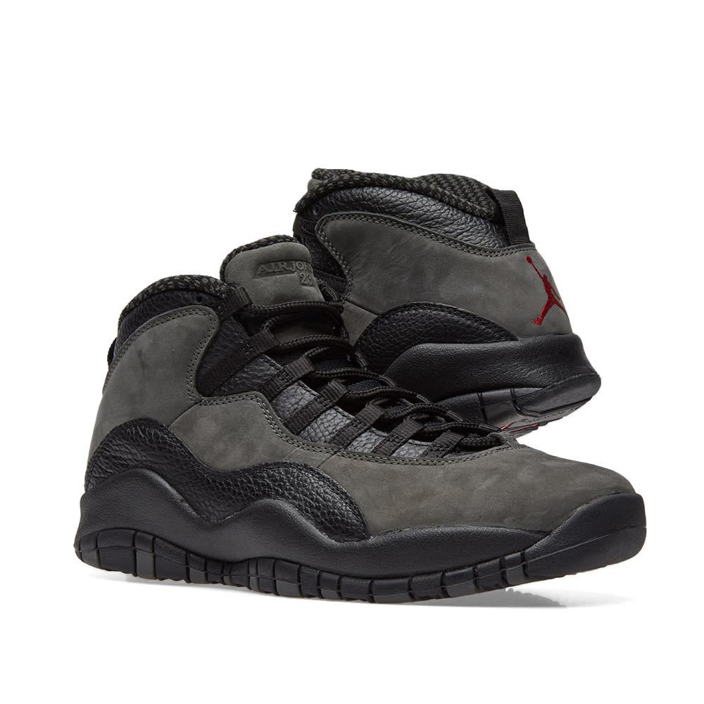 34e9a4f9f0a9 Air Jordan 10 Retro Dark Shadow