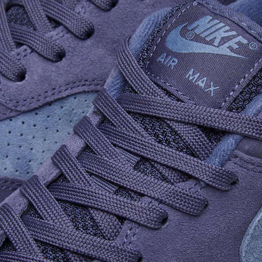 huge discount f670a e931a Nike Air Max 1 Premium Neutral Indigo   Diffused Blue   END.