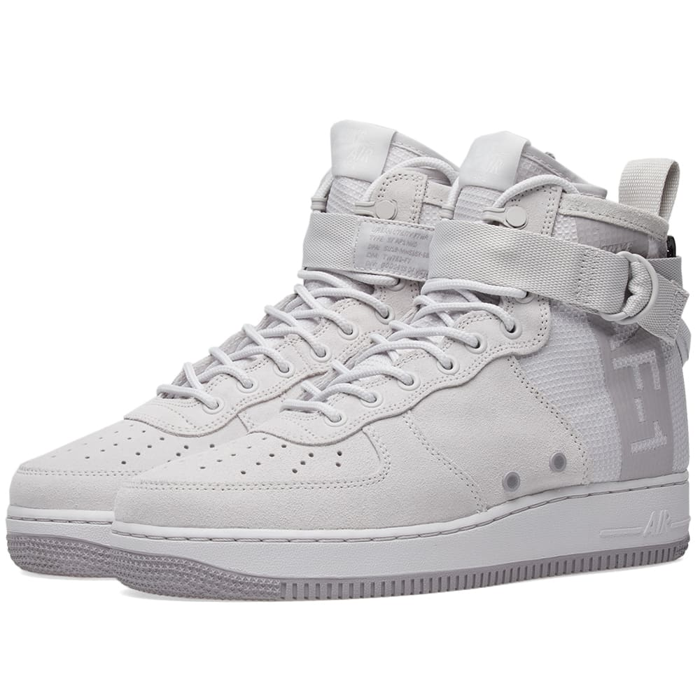 huge discount 71499 33f3a Nike SF Air Force 1 Mid Suede