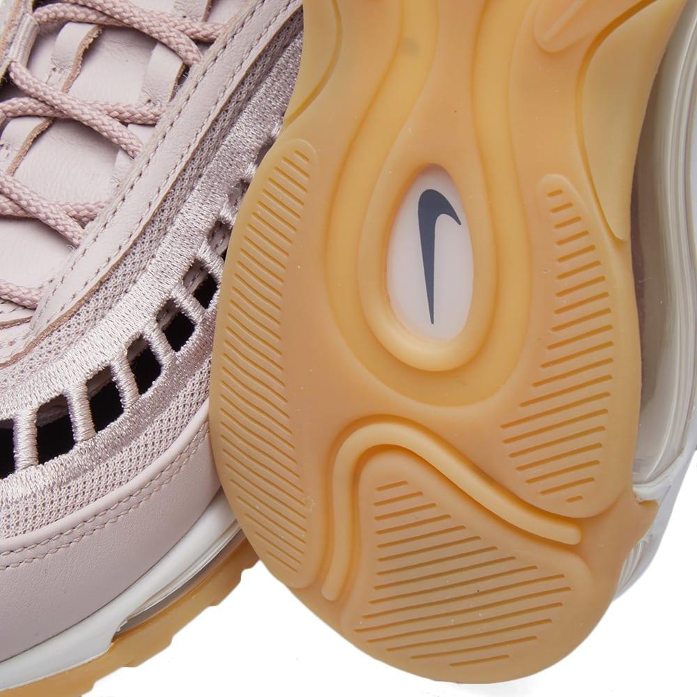 5d68a3d81e Nike Air Max 97 Ultra '17 SI W. Particle Rose & Neutral Indigo