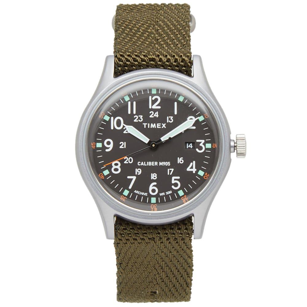 TIMEX ARCHIVE CAMPER MK1 ALUMINIUM 40 WATCH
