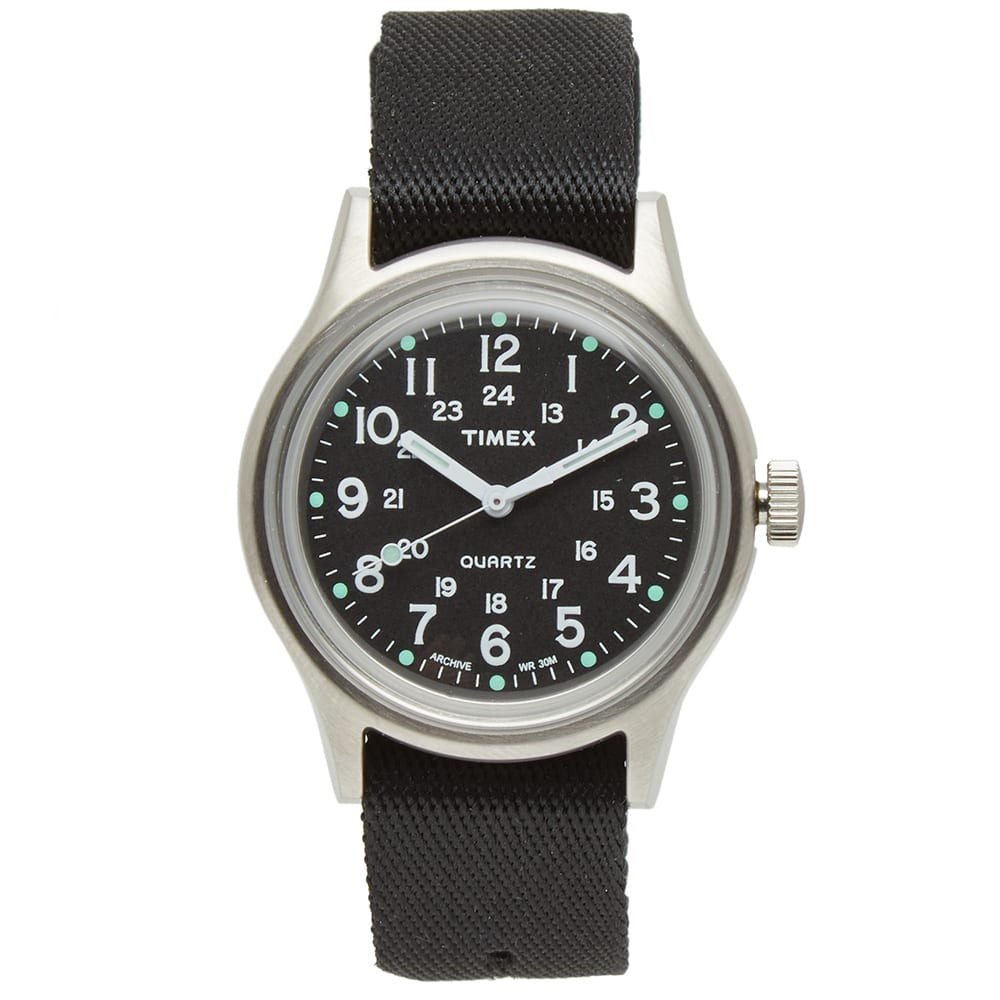 TIMEX ARCHIVE CAMPER MK1 STAINLESS STEEL WATCH