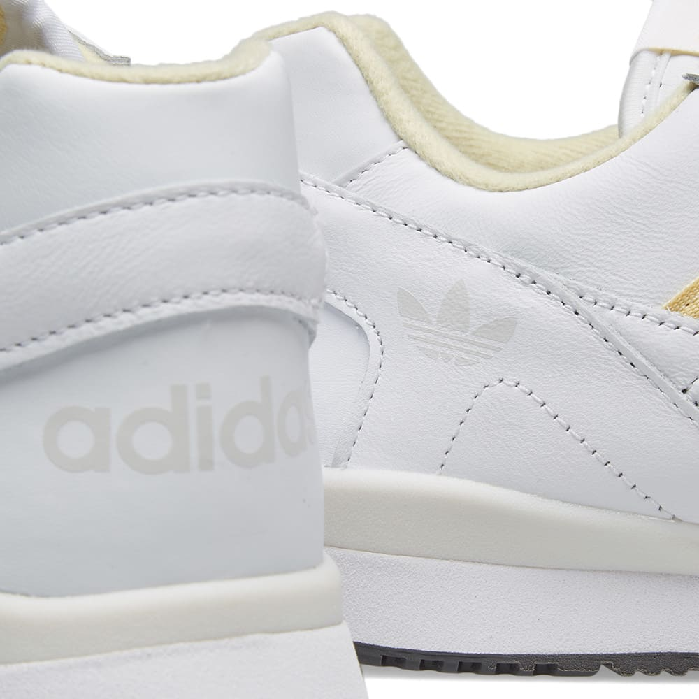 932f5e5000e Adidas A.R Trainer White, Easy Yellow & Crystal | END.