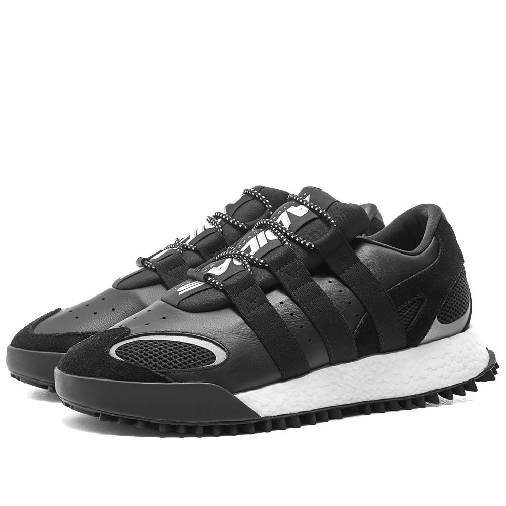 primero Mansión Semejanza  Adidas Originals by Alexander Wang AW Wangbody Run Core Black | END.