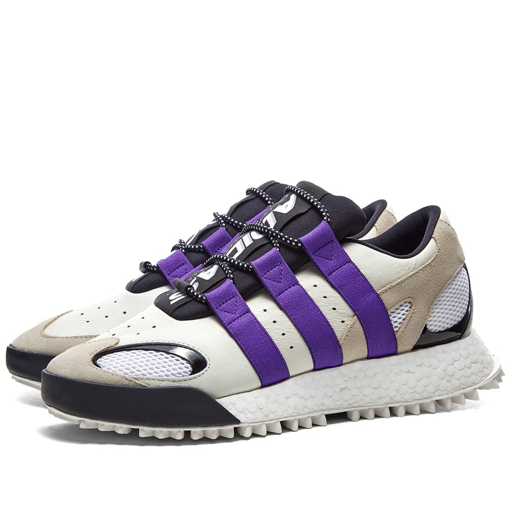 e5e7274e9198 Adidas Originals by Alexander Wang AW Wangbody Run Core White ...