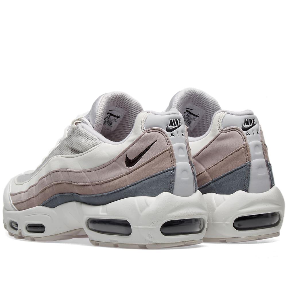 sale retailer d8306 63bbc Nike Air Max 95 W Grey, White   Violet Ash   END.