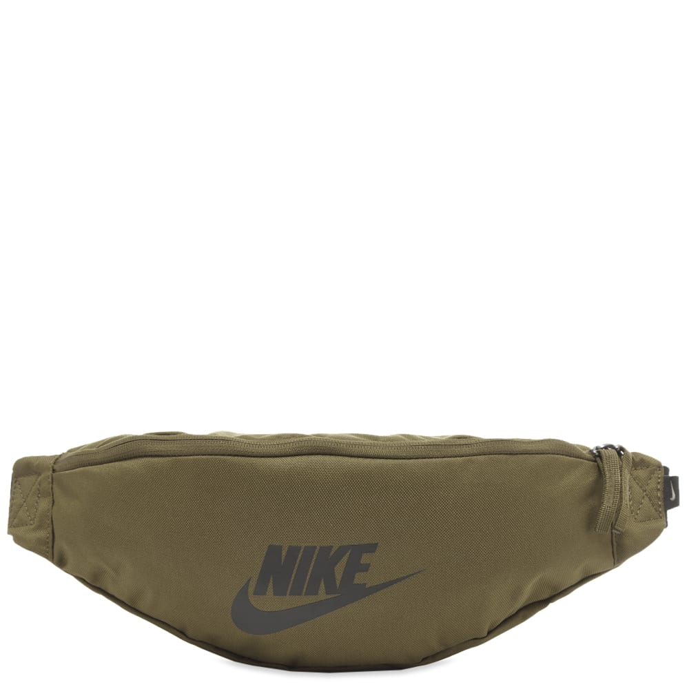 Nike Heritage Hip Pack In Green