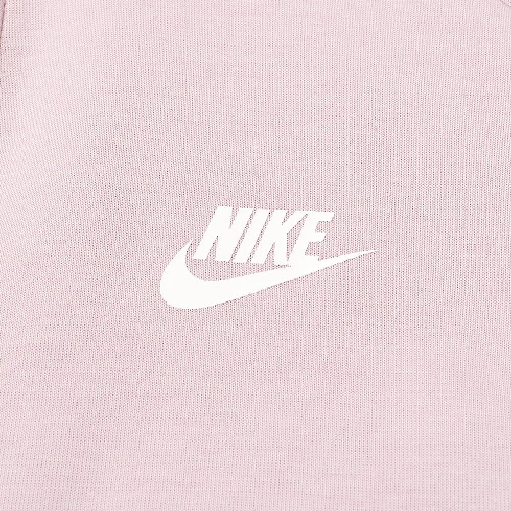 4da275abe96de Nike Tech Fleece Hoody Plum Chalk & White | END.