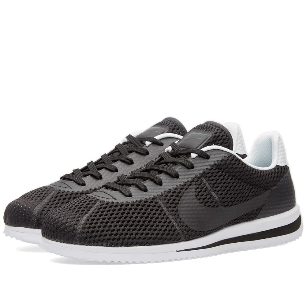 on sale 6c023 b9739 Nike Cortez Ultra BR Black   White   END.