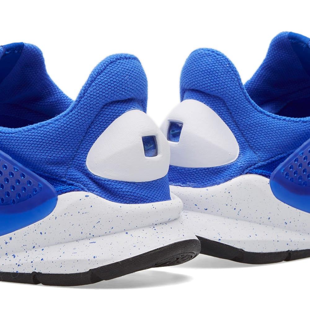 sneakers for cheap 3b310 c0749 Nike Sock Dart SE Racer Blue & White | END.