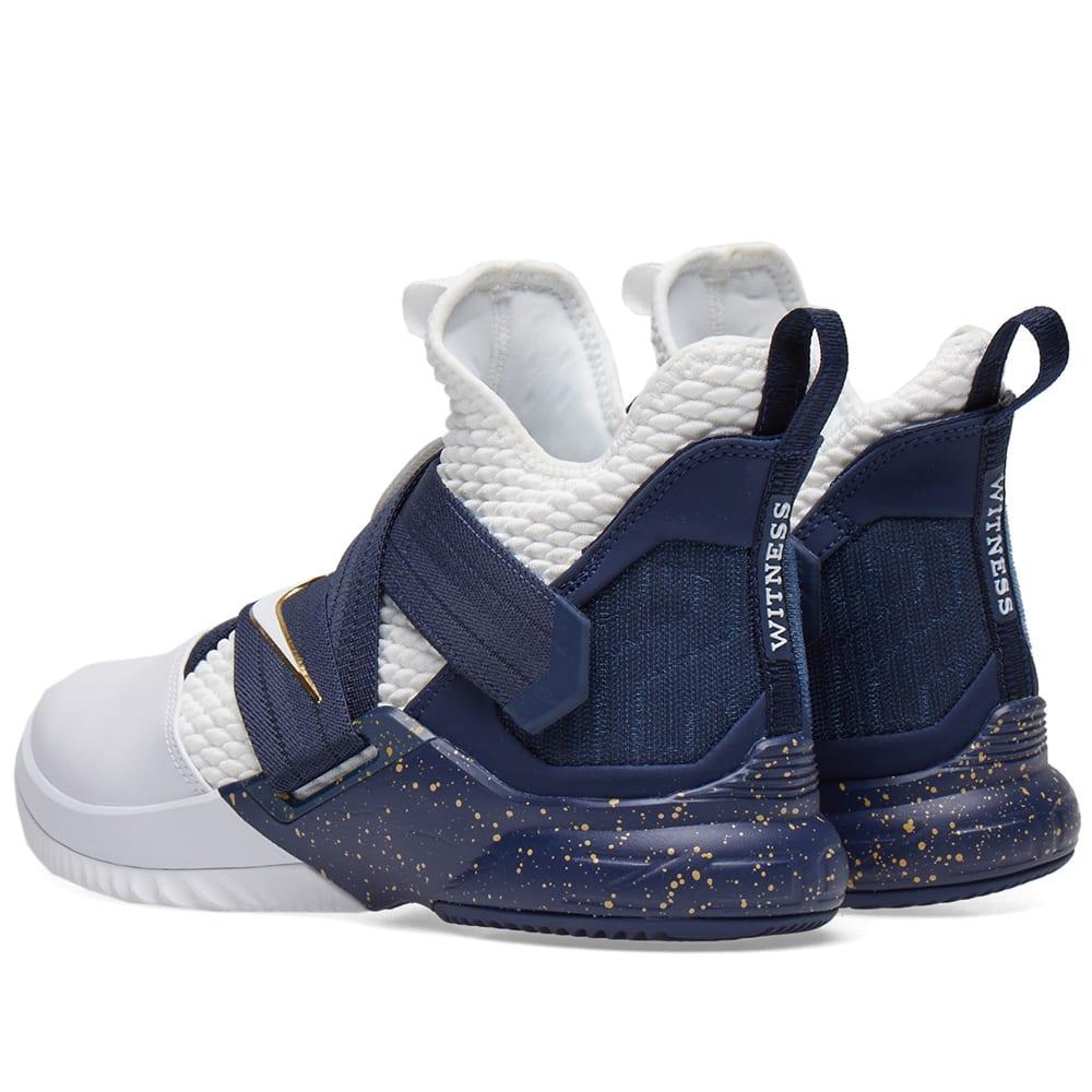 adab0c9f71b7b Nike Lebron Soldier XII SFG White