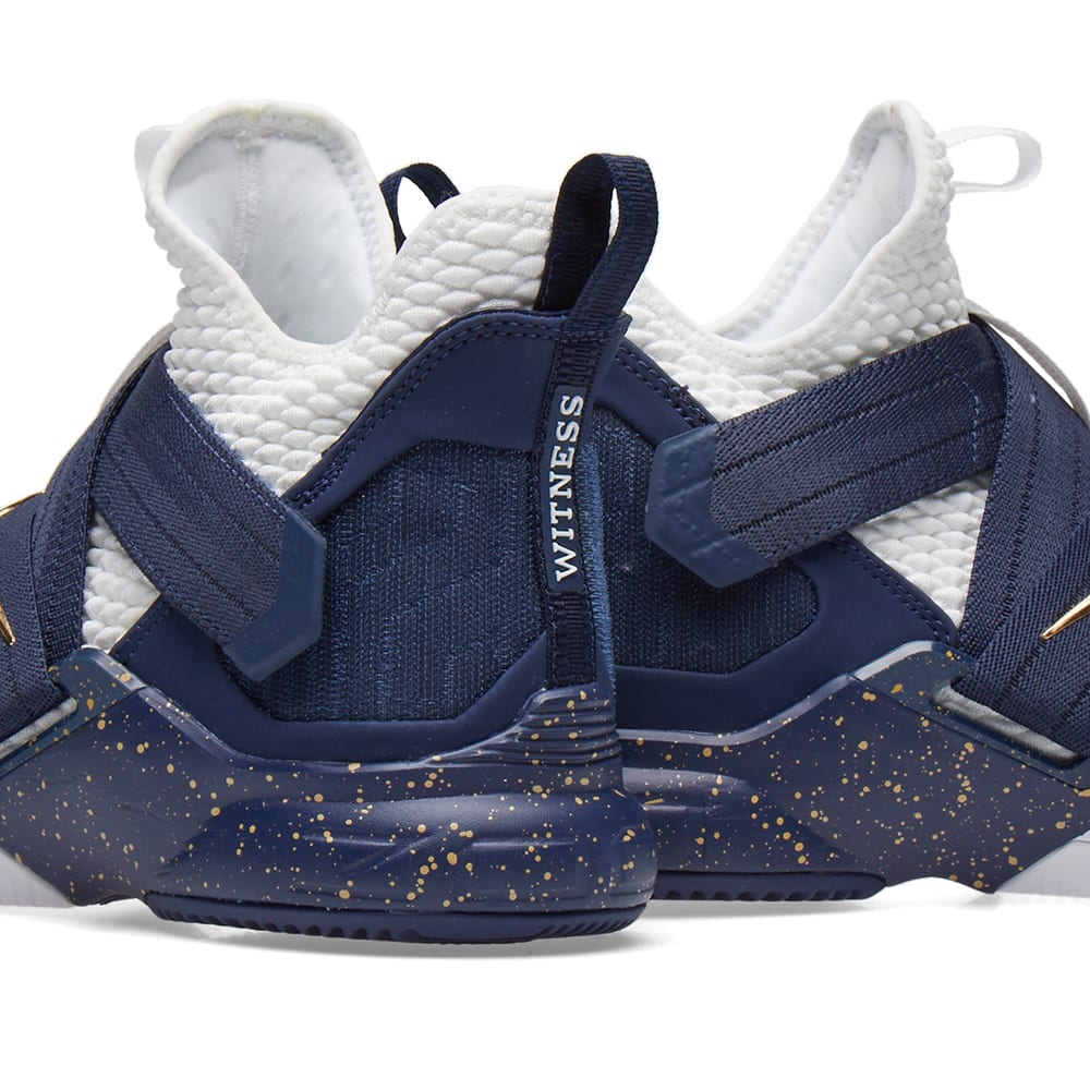 low priced 556fc f9f4a Nike Lebron Soldier XII SFG