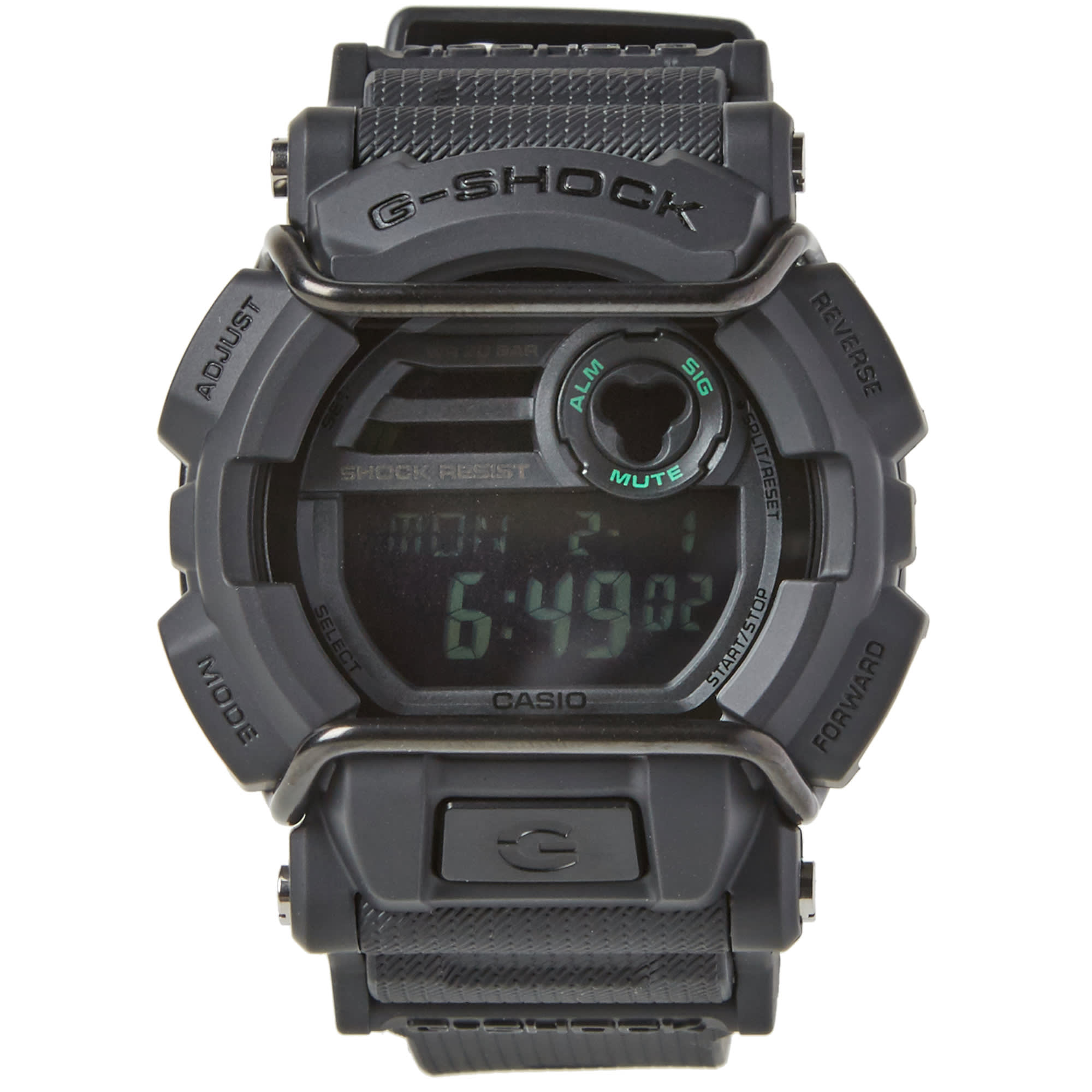 Photos Casio G Shock 35mm 3d Design All Black Ga 150bw 1adr Buy Mens