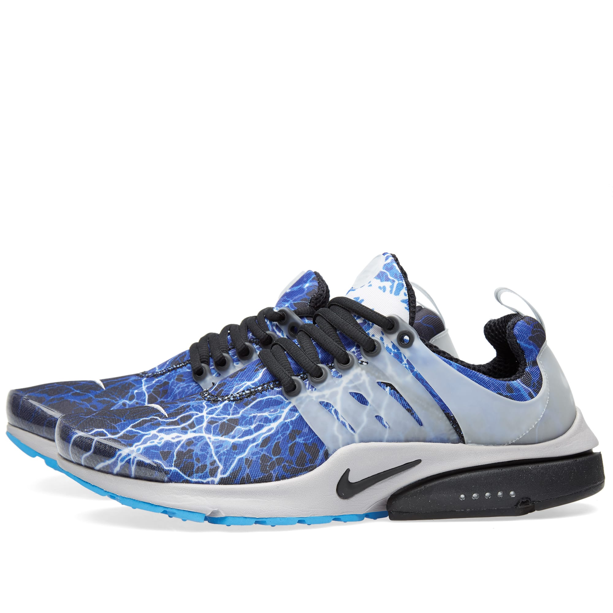 promo code b8213 44e09 Nike Air Presto QS  Lightning  Black, Zen Grey   Harbour Blue   END.