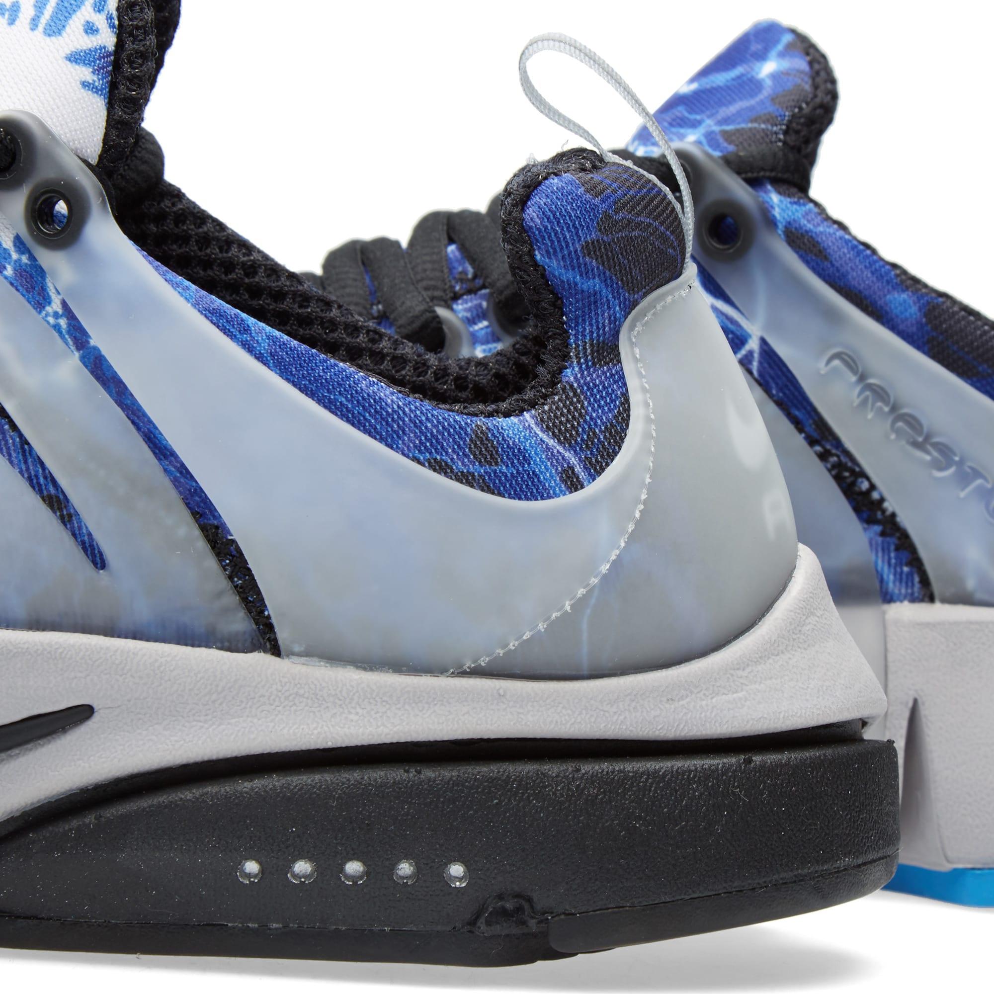 promo code 90d38 ded2f Nike Air Presto QS  Lightning  Black, Zen Grey   Harbour Blue   END.