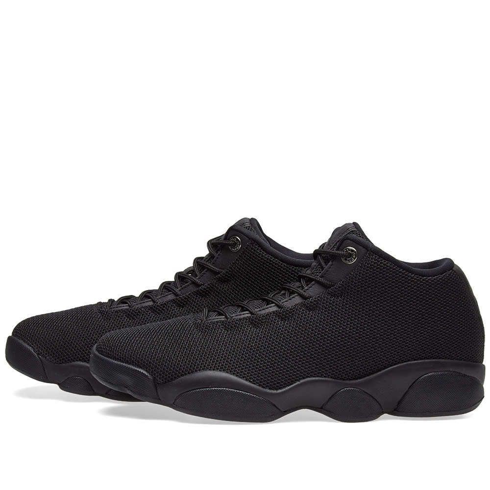 hot sale online e64a6 b8c05 Nike Air Jordan Horizon Low Black   END.