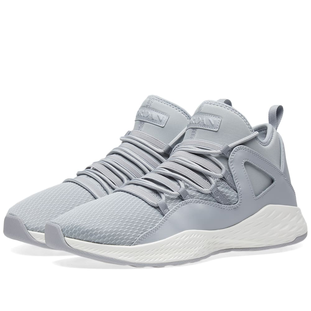 hot sale online 31819 19c5d Nike Jordan Formula 23 Wolf Grey   Sail   END.