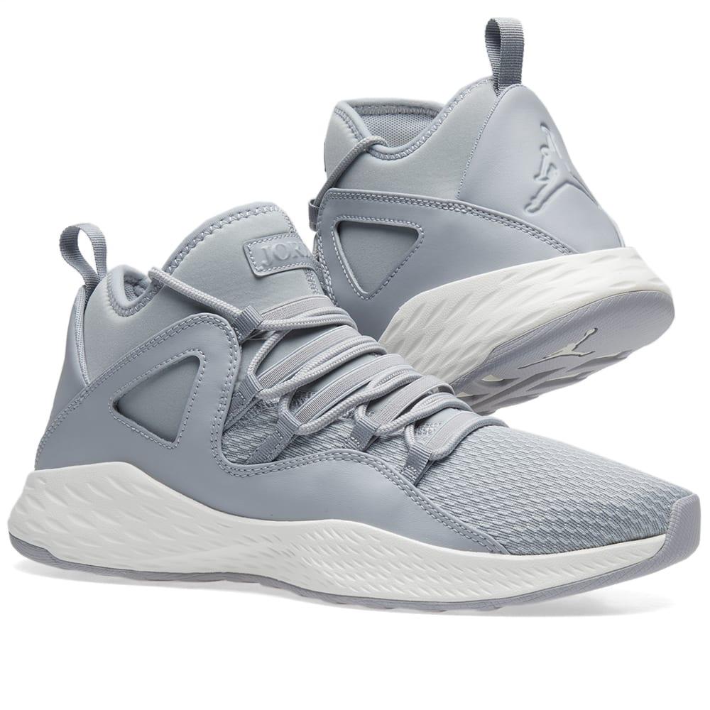 864246d8e7b6 Nike Jordan Formula 23 Wolf Grey   Sail