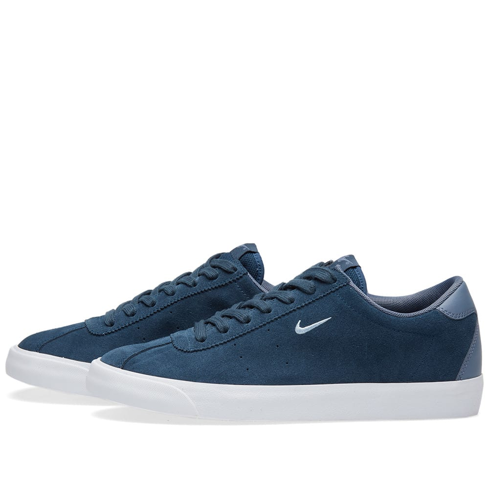 meet b4719 02033 Nike Match Classic Suede Armory Navy   Blue   END.
