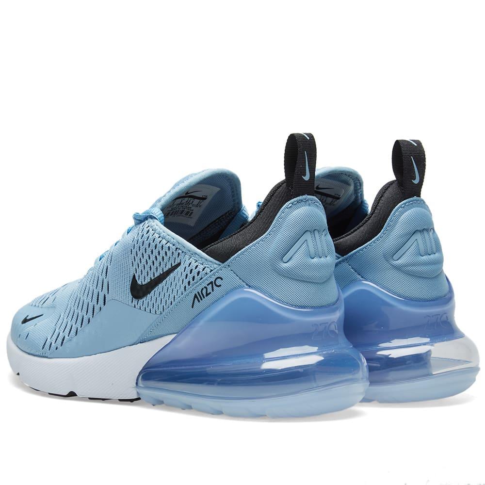 Nike Air Max 270 Leche Blue, Black