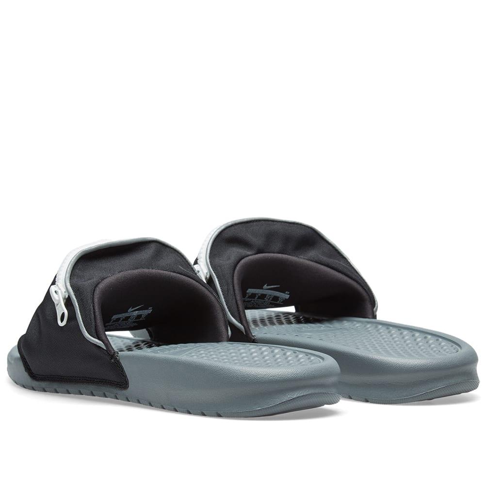 fd49aea8004d Nike Benassi JDI Fanny Pack Black