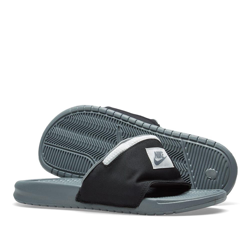 8c861bcb2fef Nike Benassi JDI Fanny Pack Black