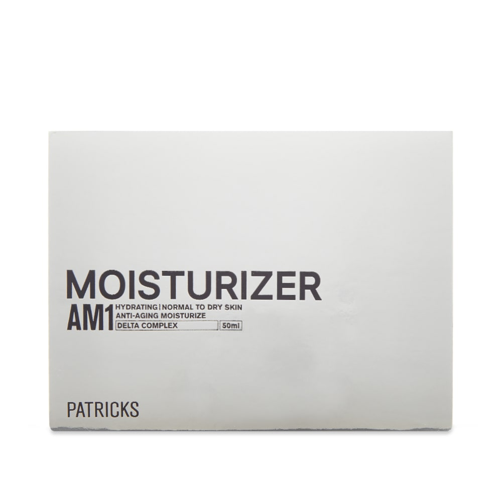 Patricks Am1 Anti-Aging Hydrating Moisturiser With Delta Complex