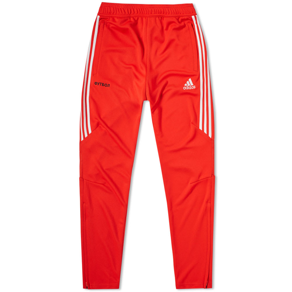 Noche candidato Negligencia médica  Gosha Rubchinskiy x Adidas Track Sweat Pant Red & White | END.