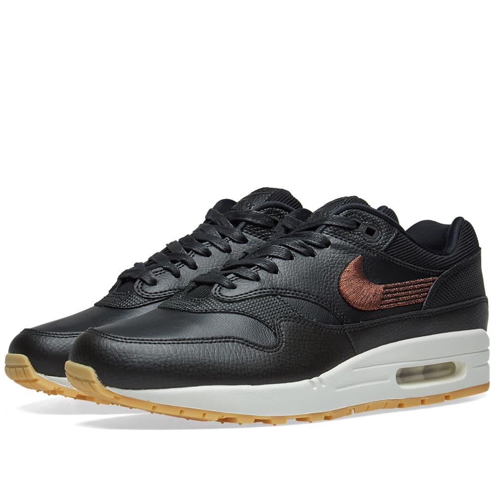 pas cher pour réduction 49155 bbbc7 Nike Air Max 1 Premium W