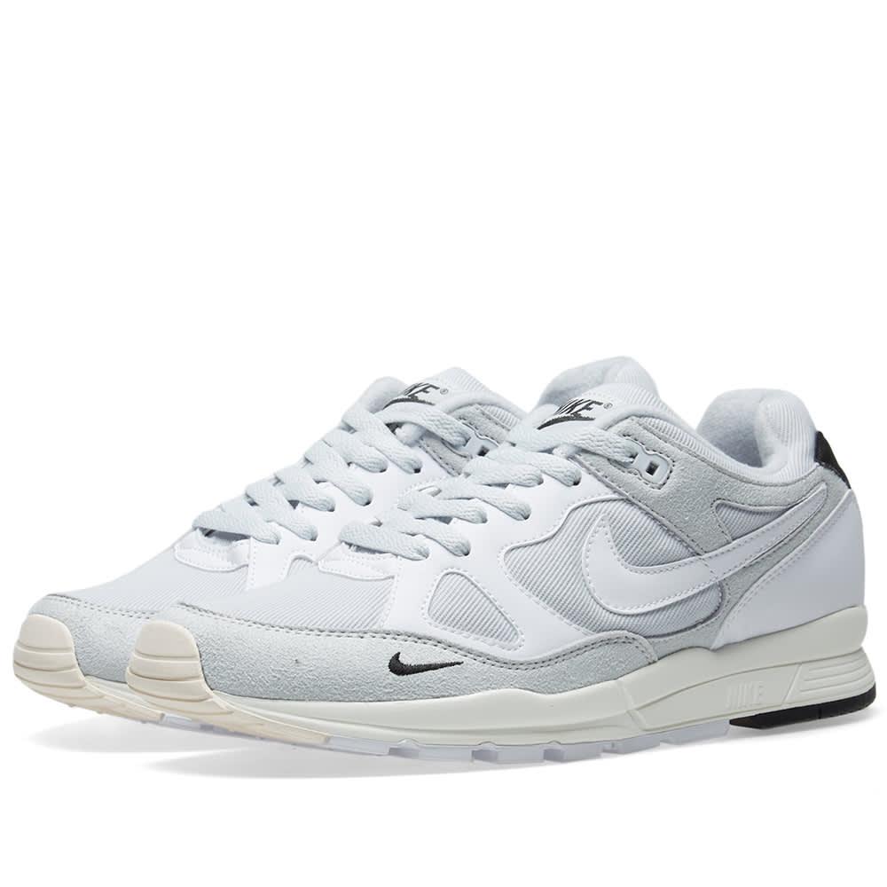 buy popular d1d9b 1bec3 Nike Air Span II SE Platinum, White, Black   Sail   END.