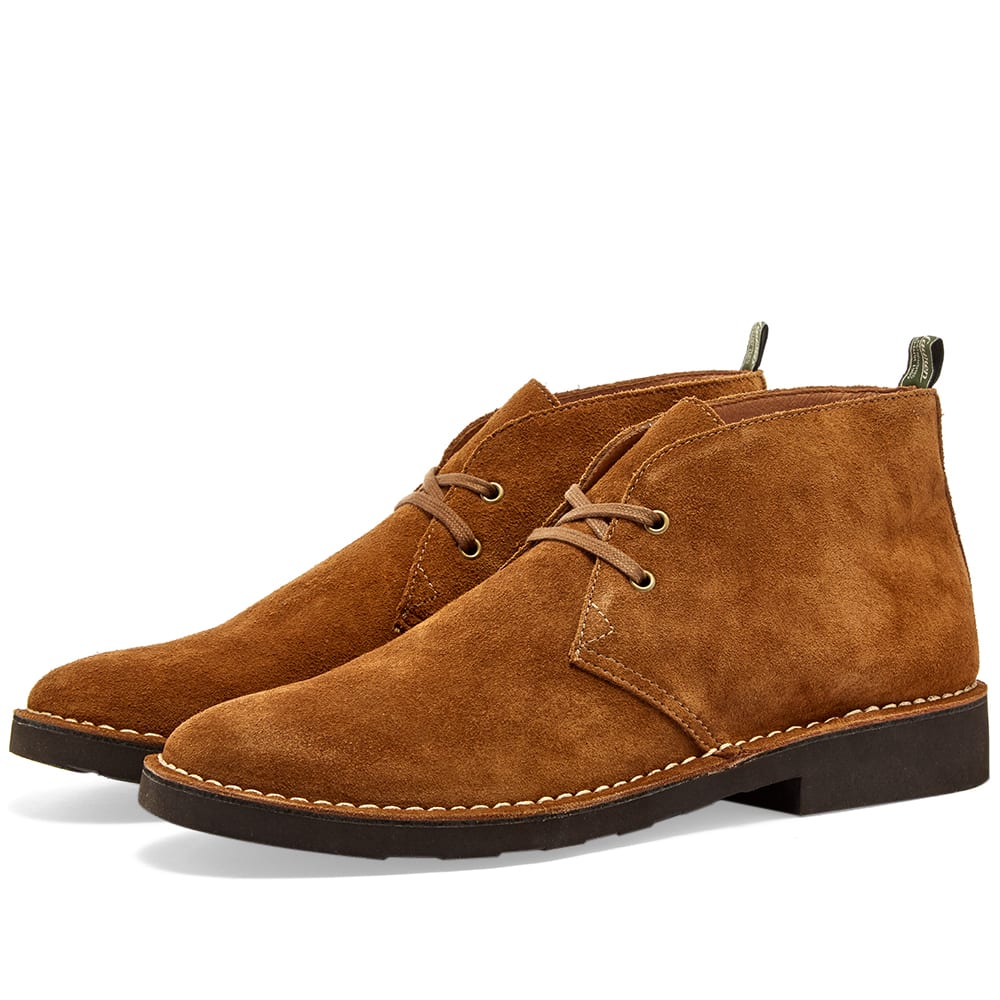 buying new size 7 special buy Polo Ralph Lauren Talan Suede Chukka Boot
