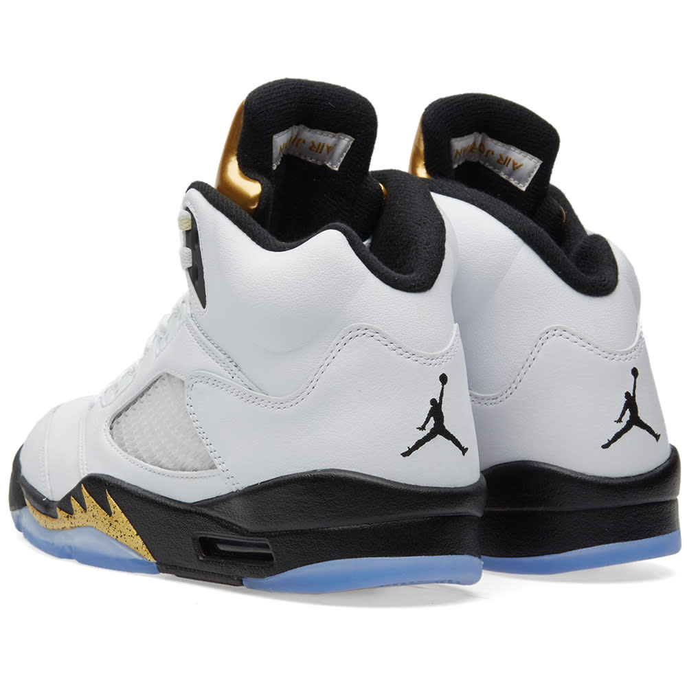 new style 94c99 66633 air jordan 5 black in malaysia