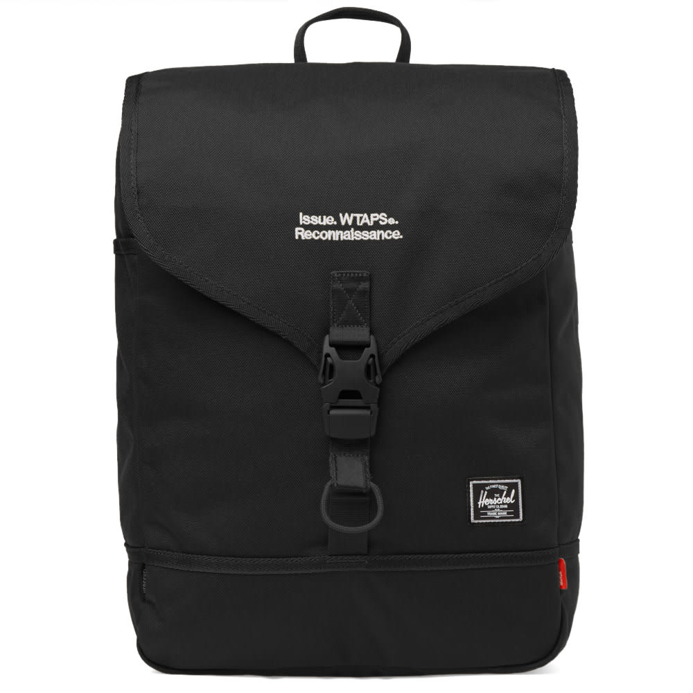 d847590be63 Herschel x WTAPS Backpack Black   White