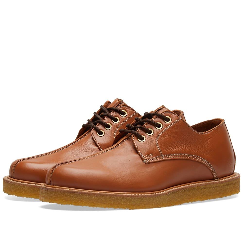 WILD BUNCH Wild Bunch Seam Shoe in Brown
