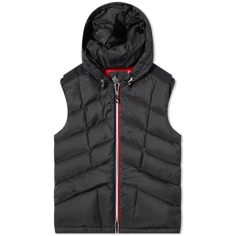 bd4dfe16c Moncler Grenoble Rossiniere Hooded Down Gilet