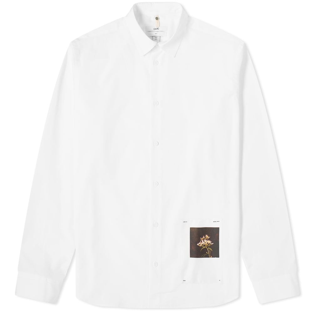 OAMC Andre Patch Shirt