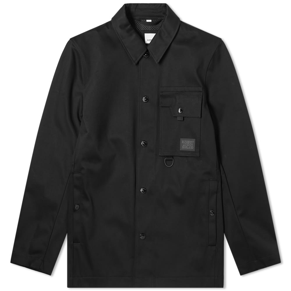 Burberry Cottons Burberry Calverton Shirt Jacket