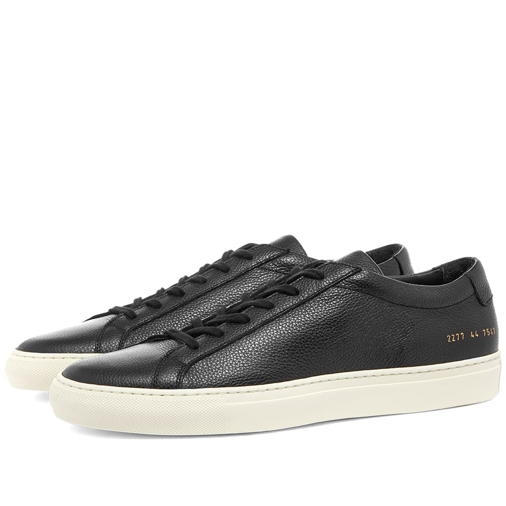 Common Projects Common Projects Achilles Low Pebbled
