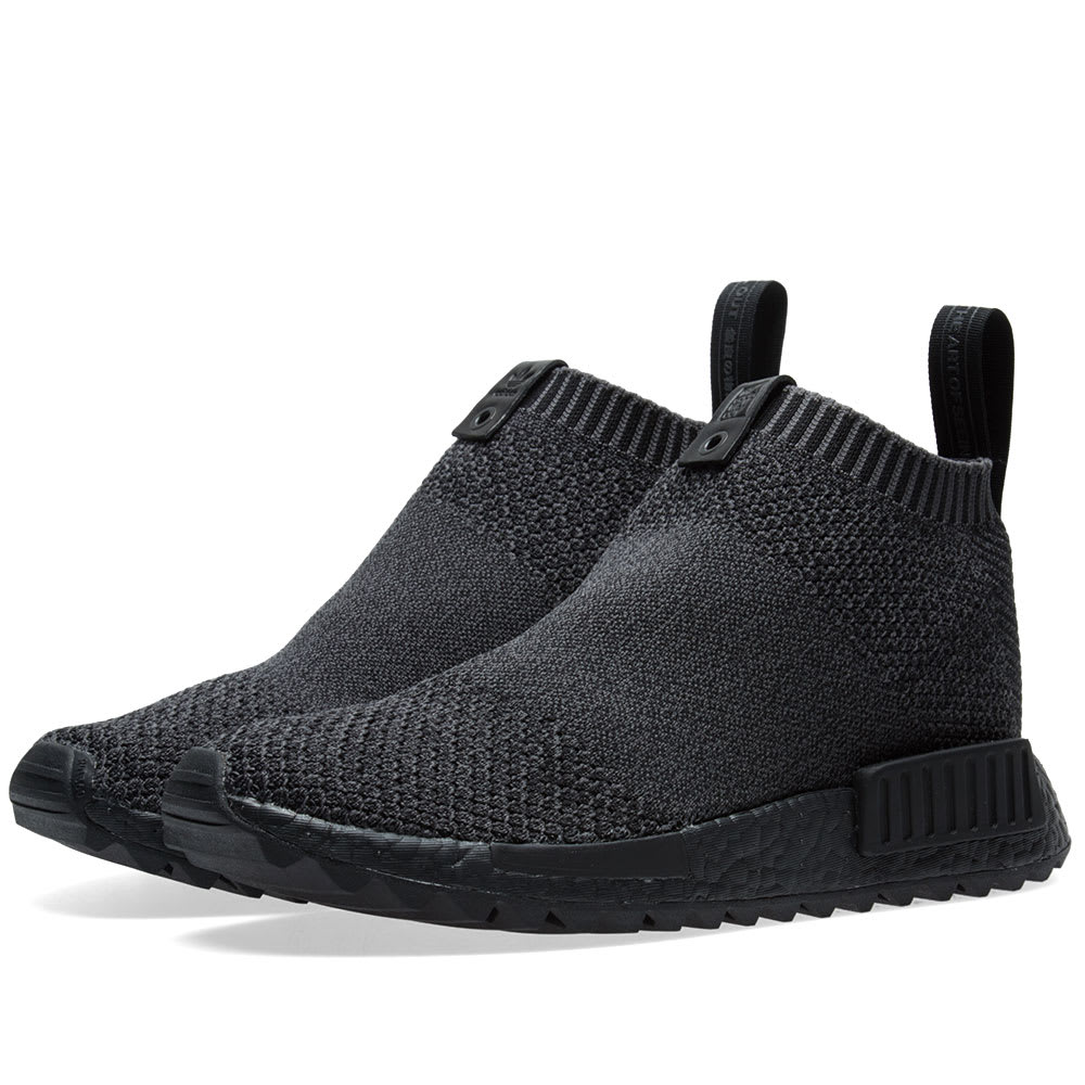 3c917bc6c9e2d Adidas Consortium x The Good Will Out NMD CS1 Core Black