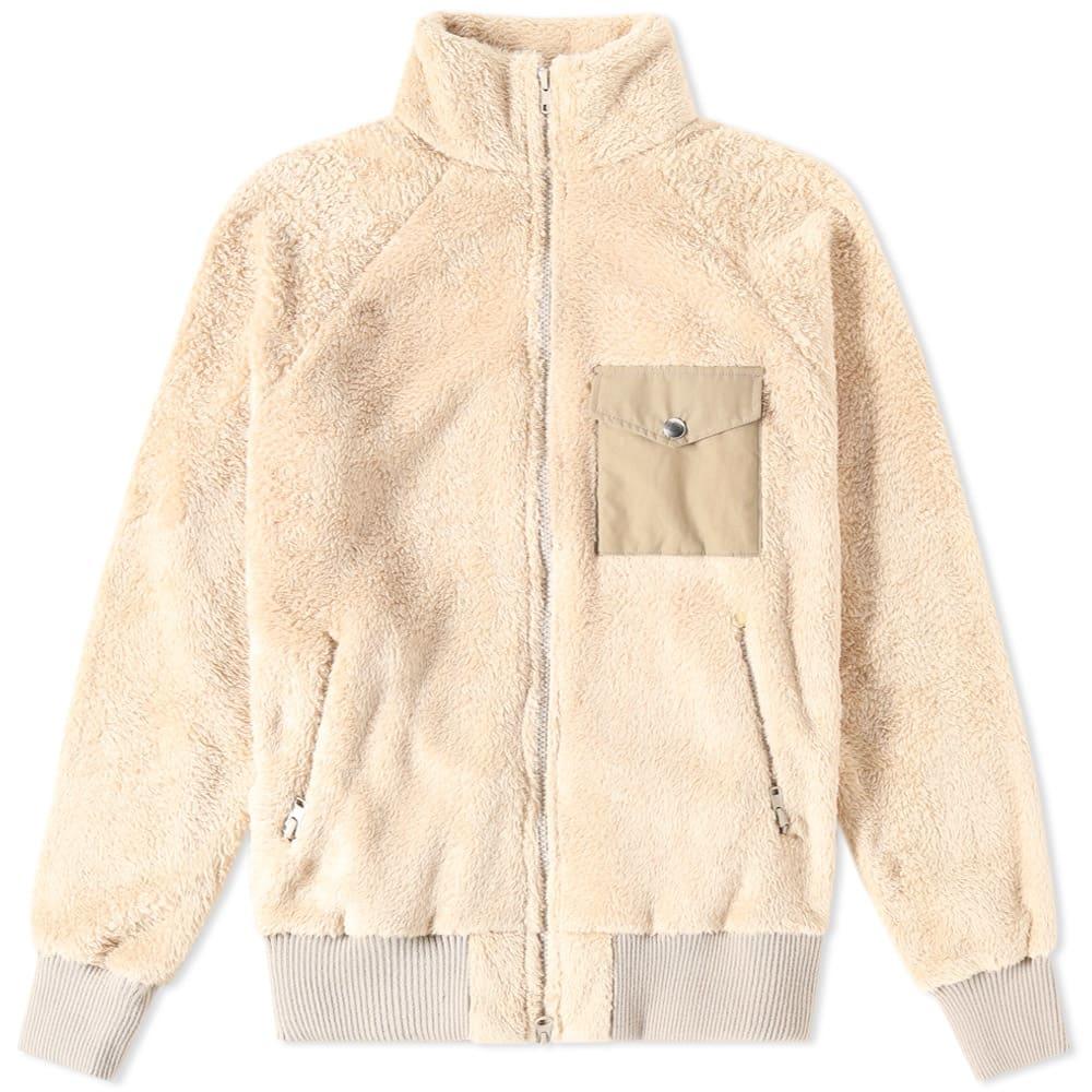 Battenwear Warm Up Fleece by Battenwear