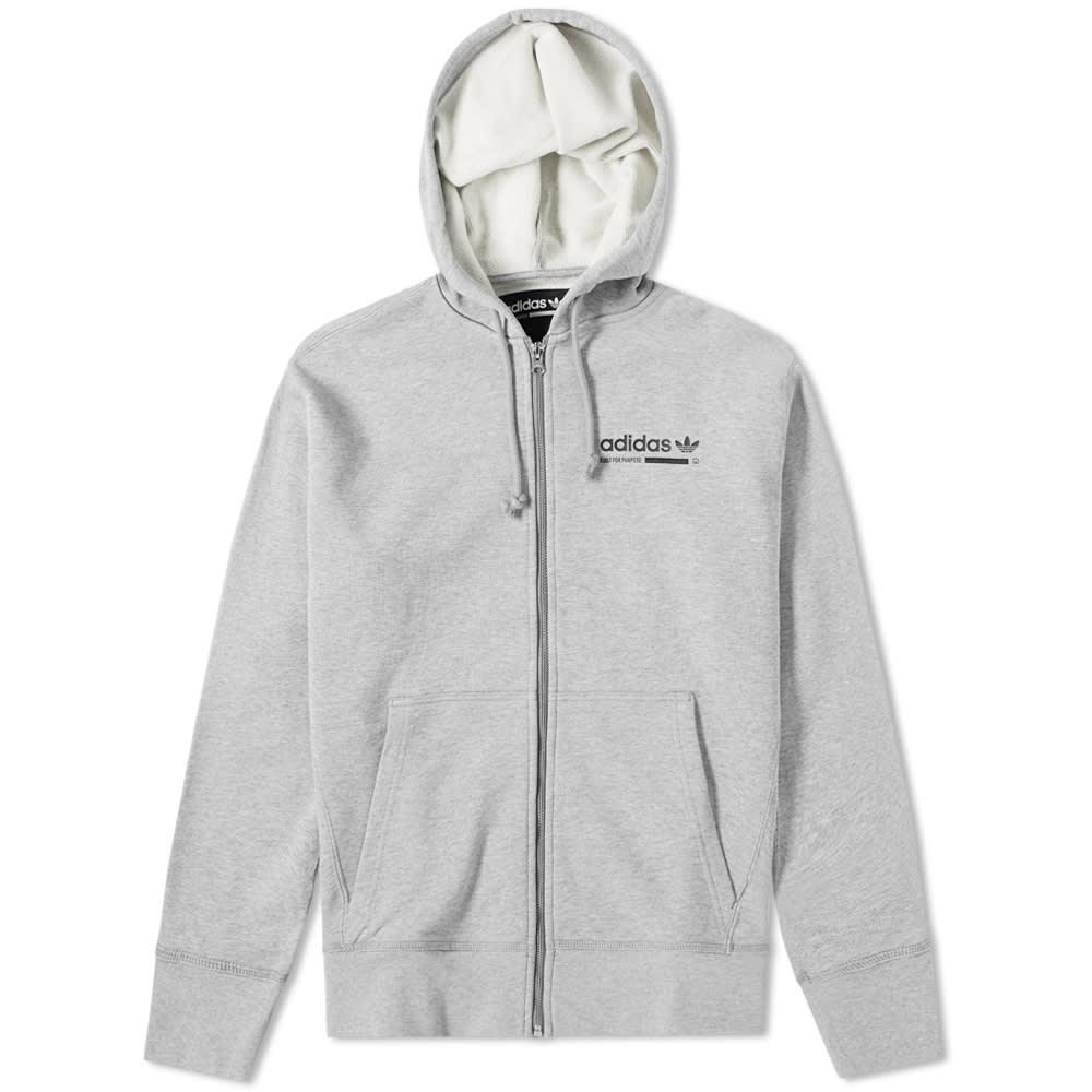 Adidas Kaval Full Zip Hoody