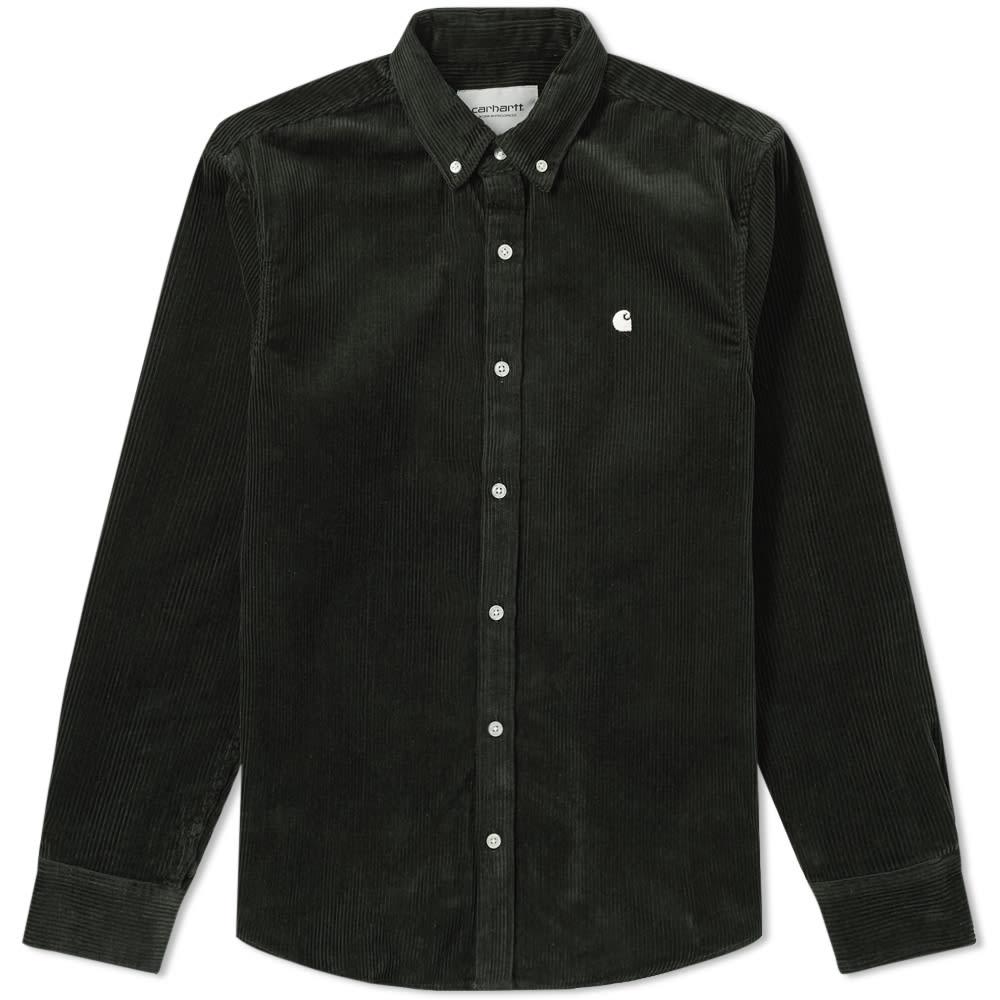SALE Wax Carhartt Madison Cord Shirt Loden